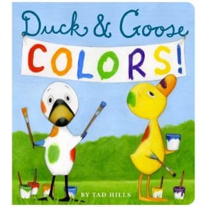 Duck And Goose Colors By Tad Hills