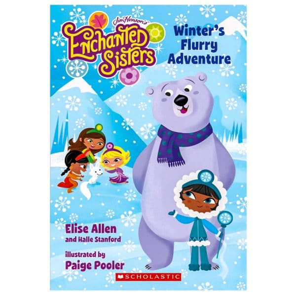 Enchanted Sisters Winter's Flurry Adventure