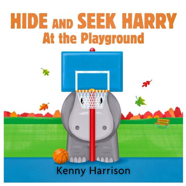 Hide and Seek Harry at the Playground