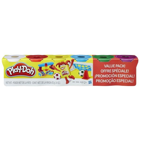 Play-Doh Value 6 Pack