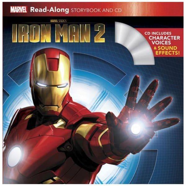 Iron Man 2 Read-Along Storybook and CD