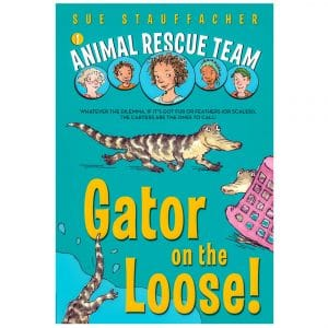 Animal Rescue Team 1: Gator on the Loose!