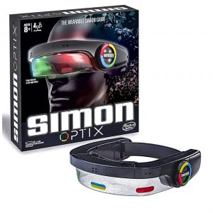 Simon Optix Electronic Game