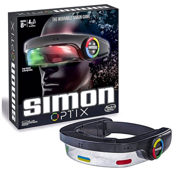 Simon Optix Electronic Game