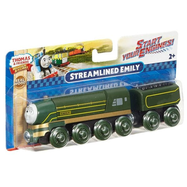 Thomas and Friends Wooden Railway Streamlined Emily Engine