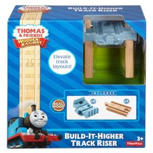 Thomas The Train Wooden Railway Build-it-Higher Track Riser