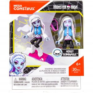 Mega Construx Monster High Abbey Bominable