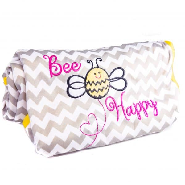 Bee Happy Blanket