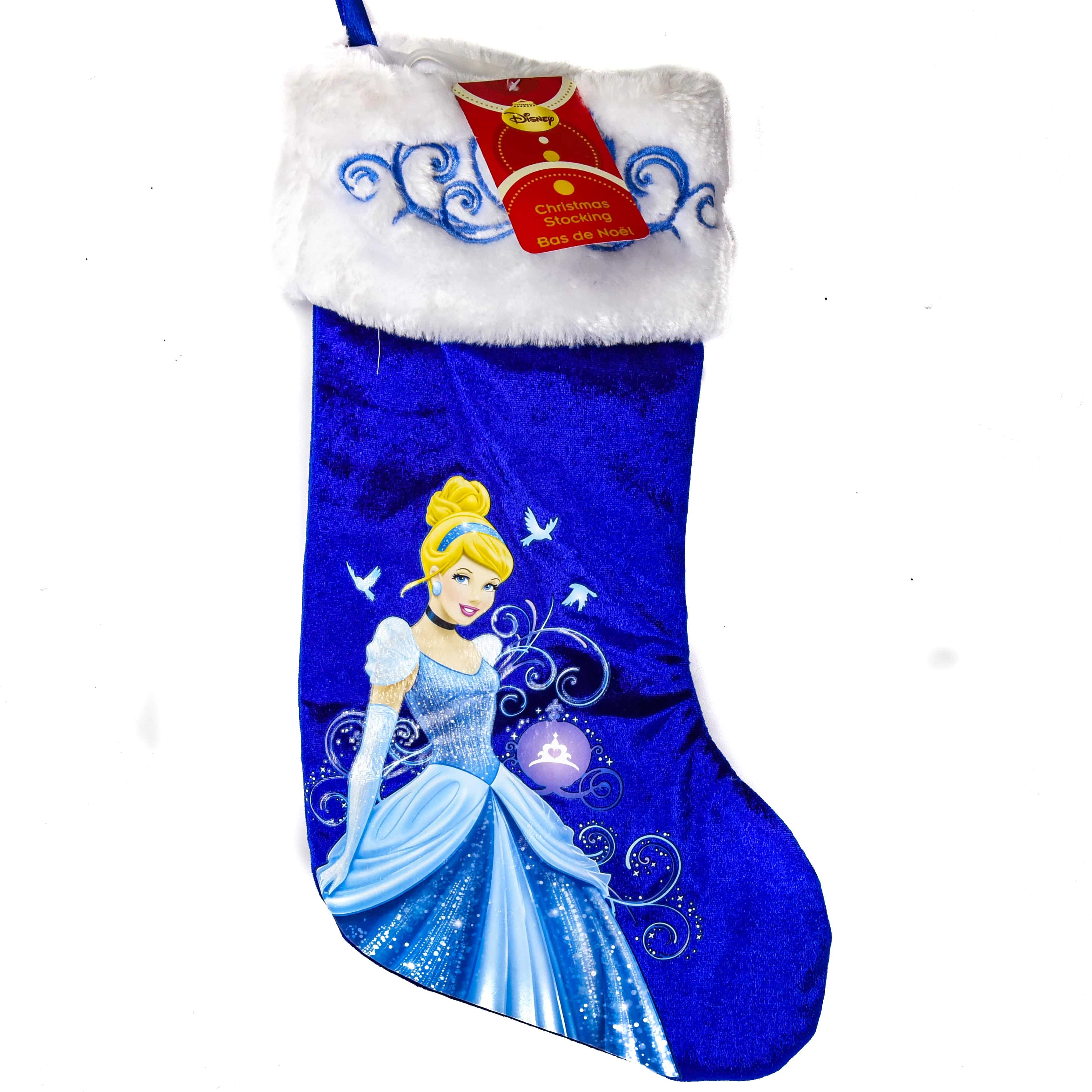 "DISNEY FROZEN ELSA Christmas Stocking 18/"""