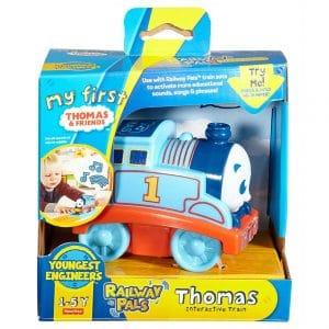 Thomas & Friends My First Railway Pals Interactive Train Thomas