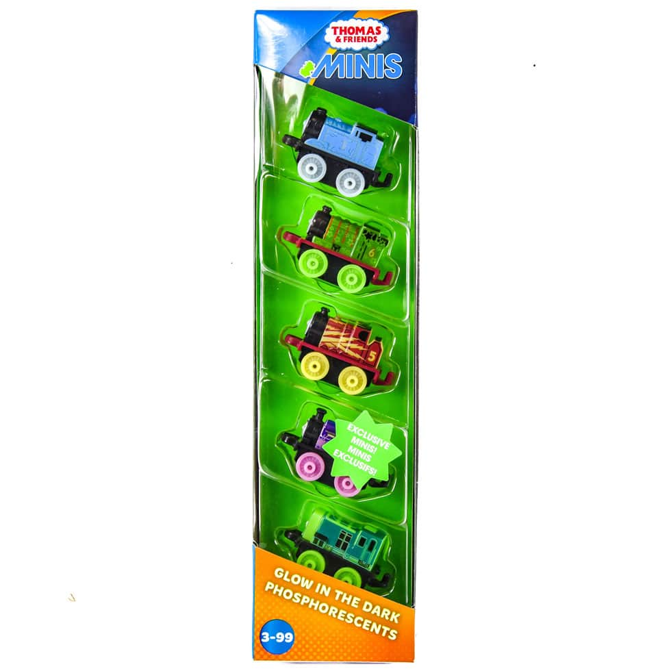 404b08928968 Thomas   Friends Minis Glow In The Dark 5-Pack