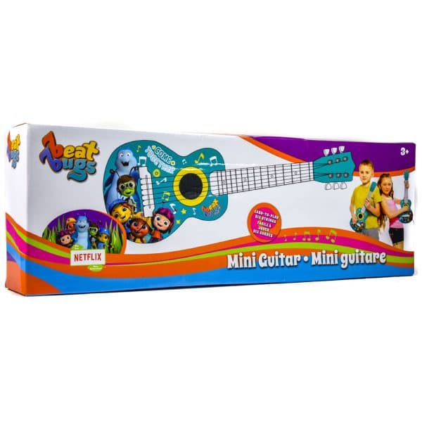 Beat Bugs  Mini Guitar 21''