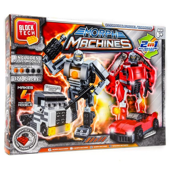 Block Tech Morph Machines