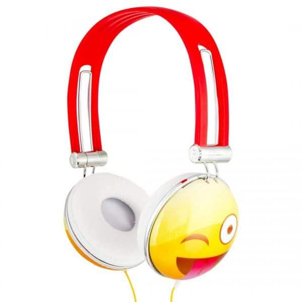 Emoji Stereo Headphones