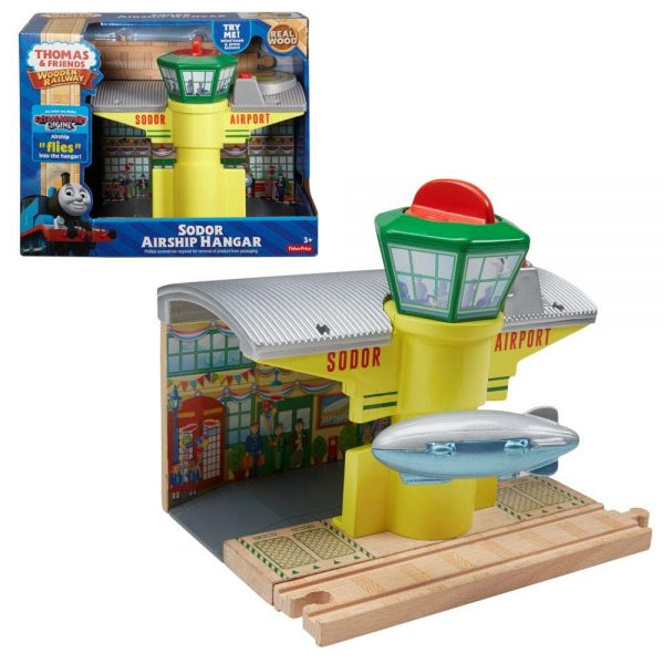 Thomas & Friends - Sodor Airship Hanger