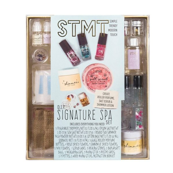 DIY Signature Spa Set