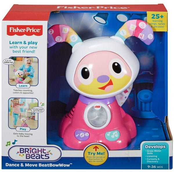Fisher-Price Bright Beats - Dance and Move BeatBowWow