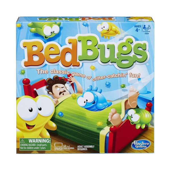 Bed Bugs Classic Games