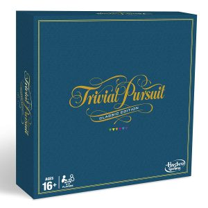 Trivial Pursuit Classic Edition Board Game