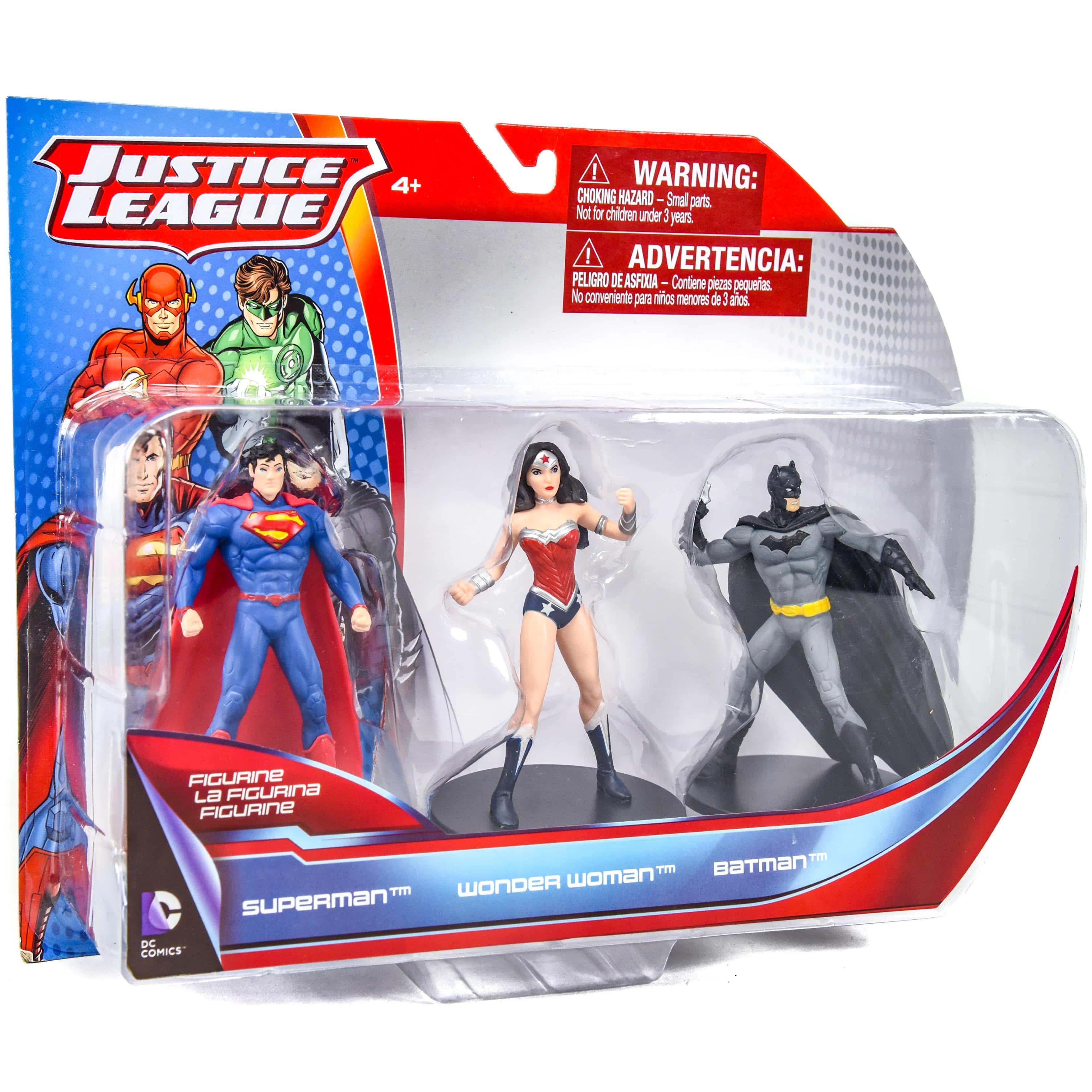 Justice League Figurine Set - Superman 1c96872bbb2