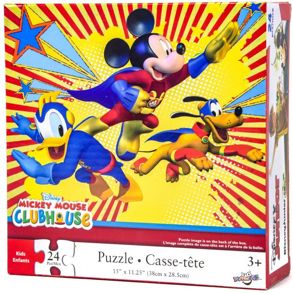 Disney Micky Mouse Clubhouse Puzzle