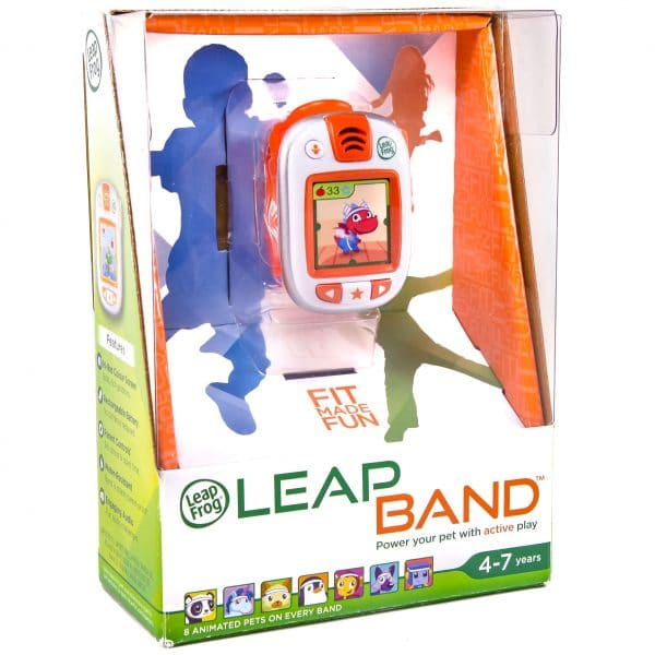 Leap Frog Fit Band