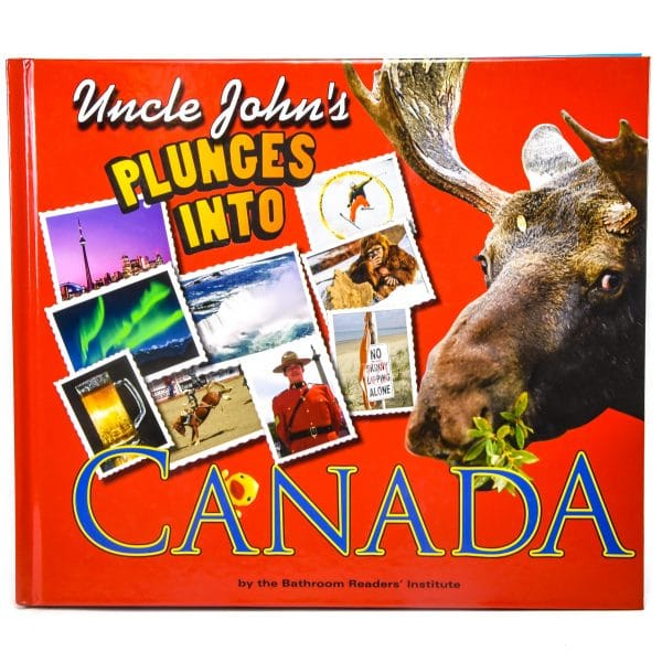 Uncle John Plunges into Canada