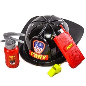 Firefighter Toy Set
