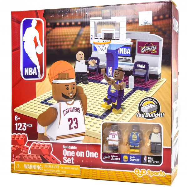 NBA Buildable Playmakers Set