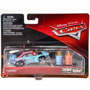 Disney Cars Demo Derby Car