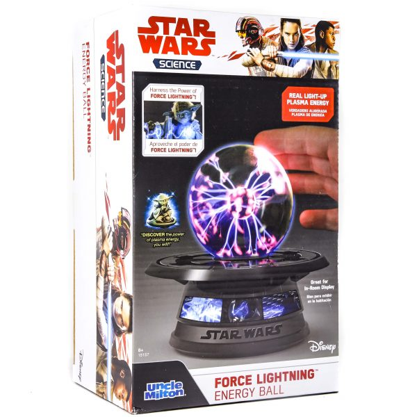 Star Wars Science - Force Lighting Energy Ball