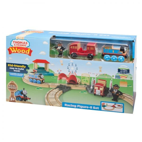 Thomas & Friends Racing Figure 8 Set