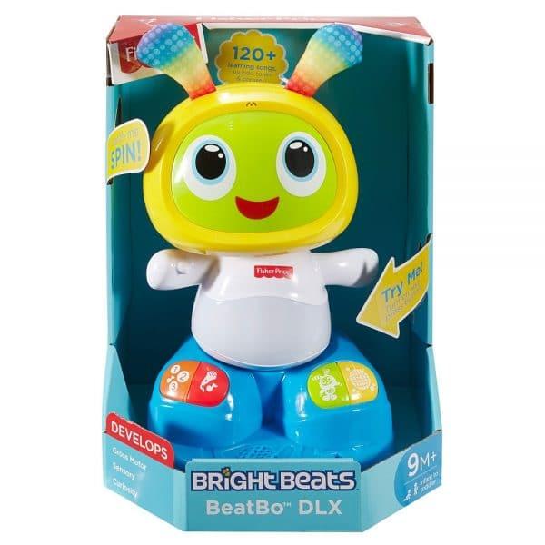 Fisher-Price Bright Beats Beatbo DLX