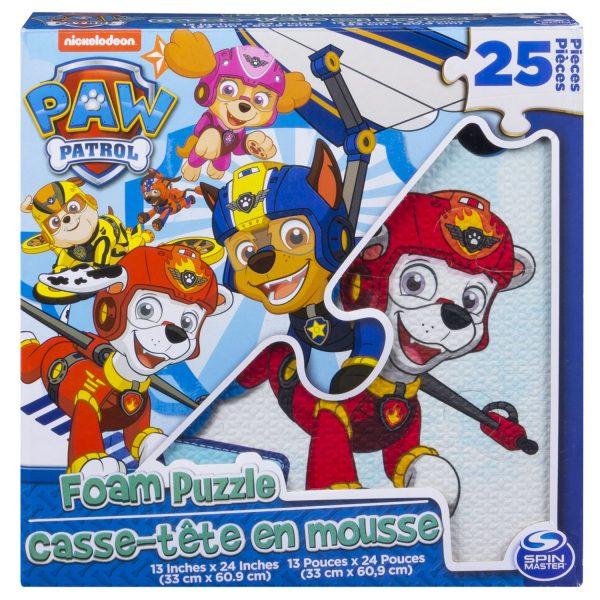 Paw Patrol Foam Puzzle