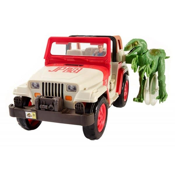 Jurassic Wold Toy
