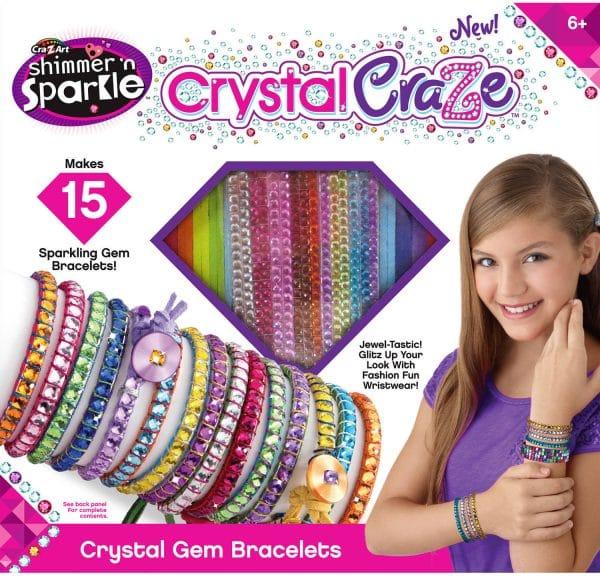 Cra-Z-Art Shimmer 'n Sparkle Crystal Craze