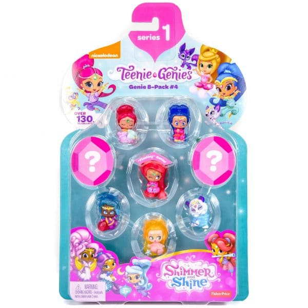 Shimmer and Shine - Teenie Genies
