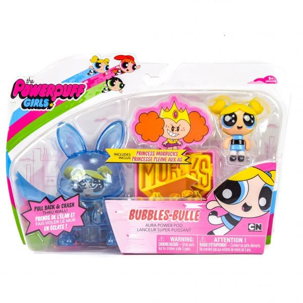 The Powerpuff Girls Bubbles-Bulle