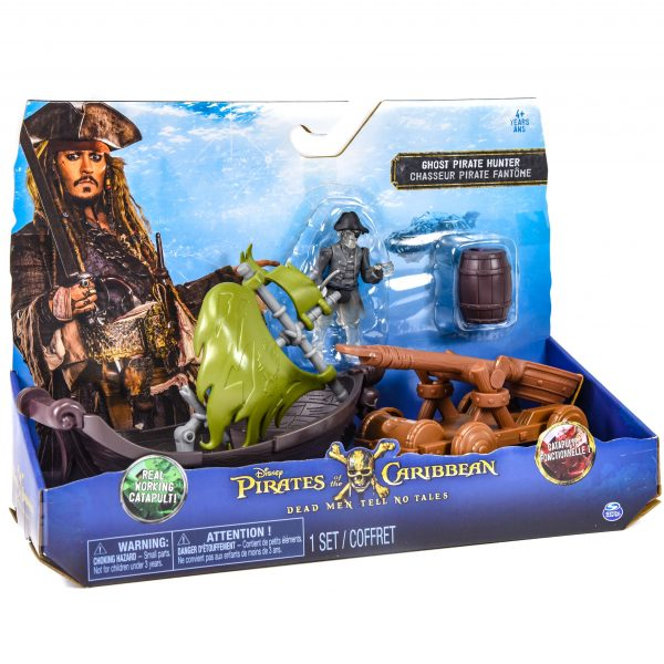 The Pirates of the Caribbean - Ghost Pirate Hunter
