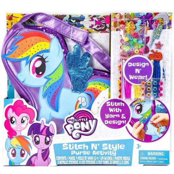 My Little Pony - Stitch N' Style Purse Activity