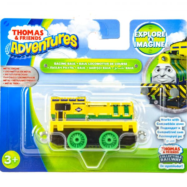 Thomas & Friends - Racing Raul