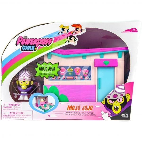 The Powerpuff Girls - Mojo Jojo