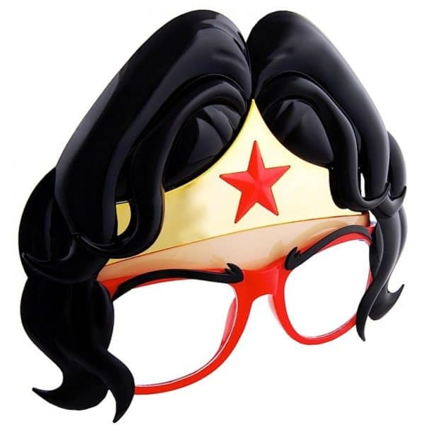 Wonder Woman Glasses