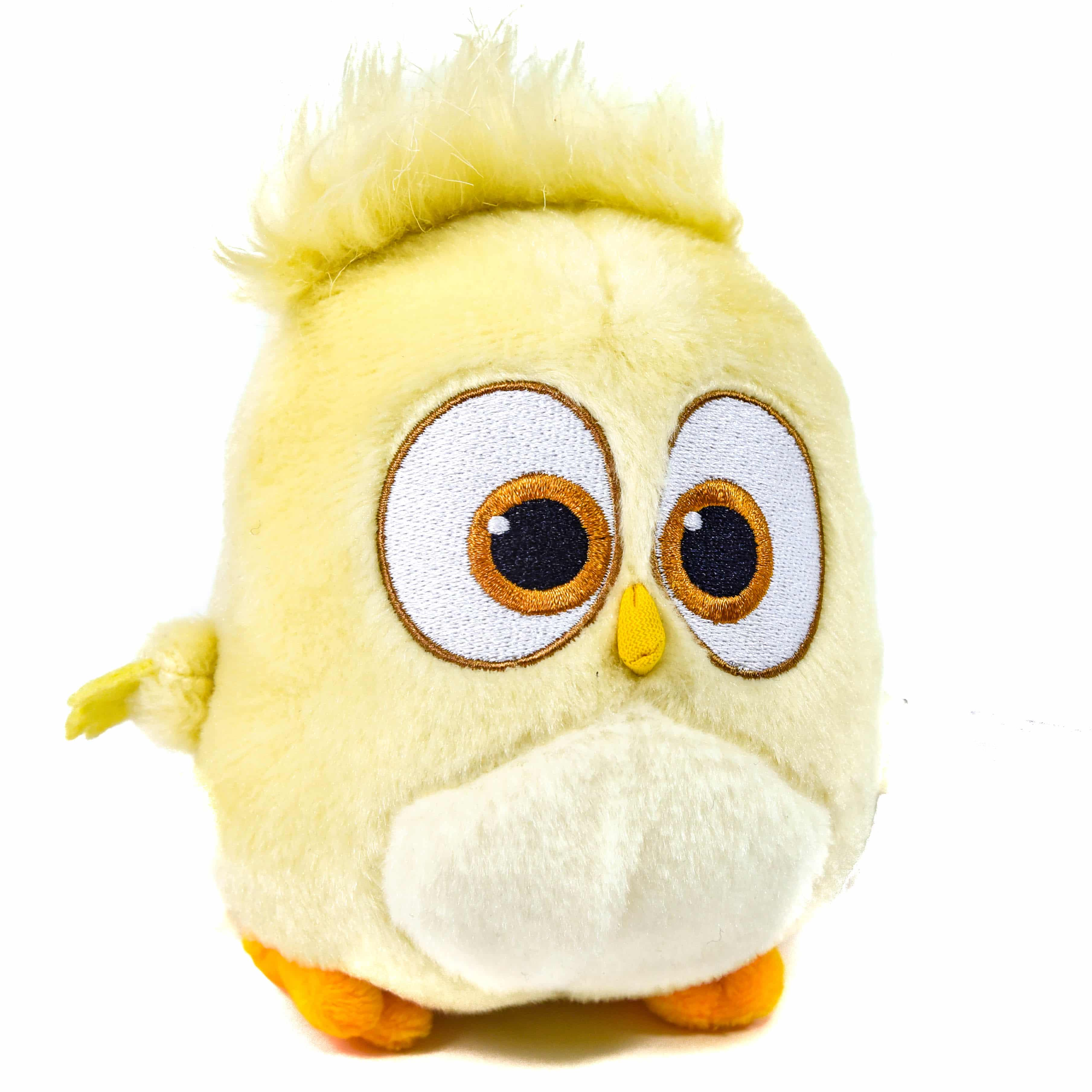 Angry Birds Hatchlings Soft Plush 5 Yellow