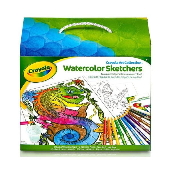 Crayola Art Collection Watercolor Sketchers