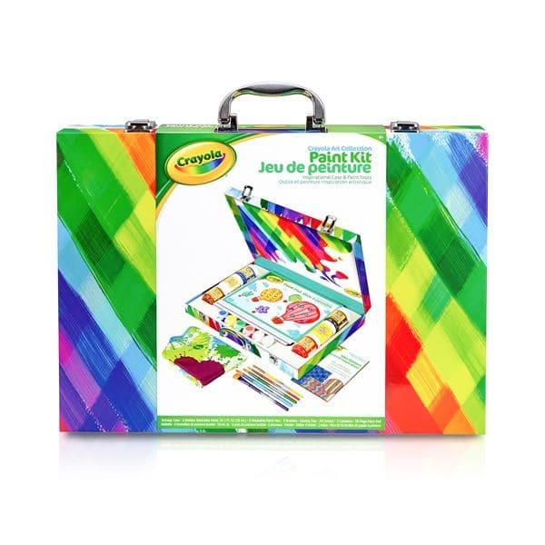 Crayola Art Collection Paint Kit