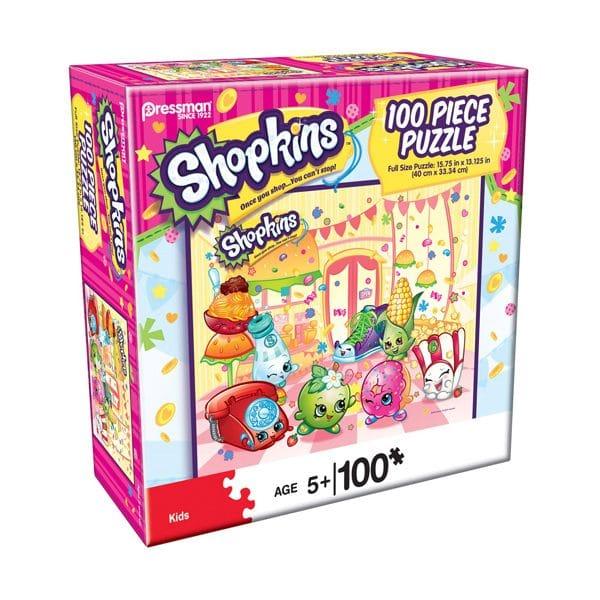 Shopkins 100 Pc Puzzle