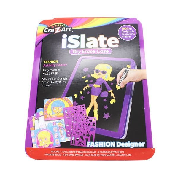iSlate Dry Erase Case Fashion Designer