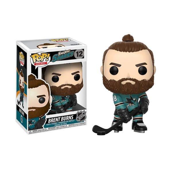Pop Hockey NHL San Jose Sharks Brent Burns
