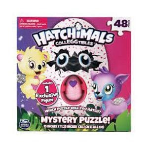 Hatchimals 48 Piece Mystery Puzzle